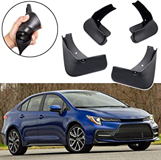 Best toyota corolla mud flaps Reviews
