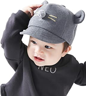 79ca2b0a ❤️Amlaiworld Gorras de Béisbol Niña Niño Bebé Sombrero de Sol de algodón  con visera del