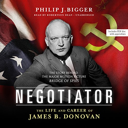 Negotiator audiobook cover art