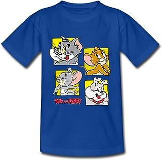 4-12 ans Youth Designz Pull /à capuche pour enfant Jerry Tom Jerry//pour gar/çons et filles Tailles 104-152