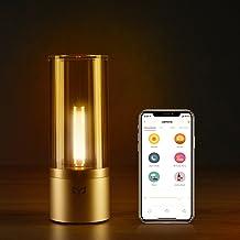 Yeelight Atmosphere Lamp, Luminária de luz ambiente, Funciona com Alexa