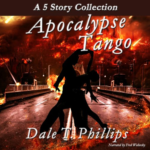 Apocalypse Tango audiobook cover art