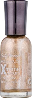 Sally Hansen Hard as Nails Xtreme Wear, Golden-I 0.40 oz (Pack of 2)