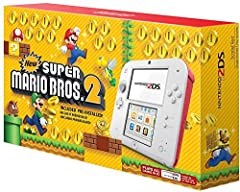 The Nintendo 2DS system brings the power of two systems together into a single, affordable package. Play all games- both Nintendo DS and Nintendo 3DS-in 2D. Connect with friends, other players, and wireless hotspots using the wireless StreetPass and ...