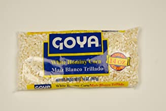 Goya White Corn Hominy 14-ounce