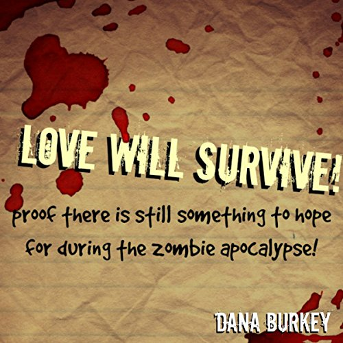 Love Will Survive audiobook cover art