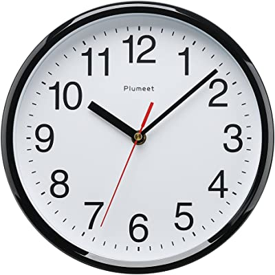 Plumeet Kids Wall Clock, 10