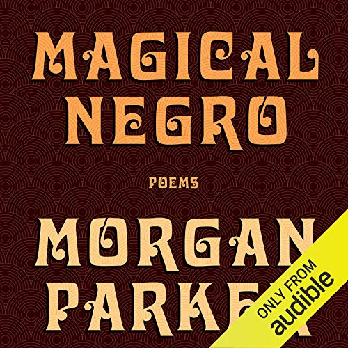 Magical Negro audiobook cover art
