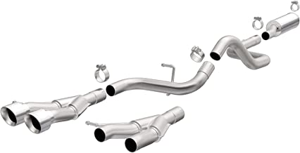 MagnaFlow 19325 Cat Back Exhaust System -Compatible With SYS C/B 2013 Hyundai Veloster 1.6L