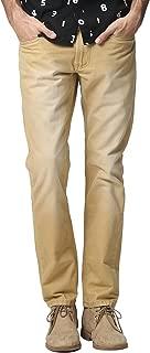 Men's Straight Leg Casual Pants