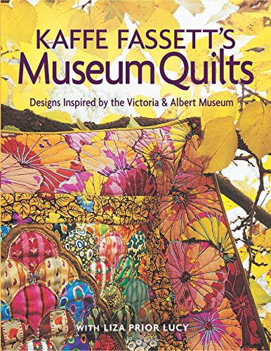 Kaffe Fassett's Museum Quilts: Designs Inspired by the Victoria & Albert Museum