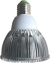 EMGQ Energiebesparende gloeilamp LED-bollen Hoge Lumen CE ROHS COB PAR 30 5W COB LED PAR LAMP (Size : Warm white 3000K)