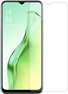 Oppo A31 Screen Protector 9H Hardness Anti-Scratch Tempered Glass Screen Protector,Bubble Free Tempered Glass Protective F...