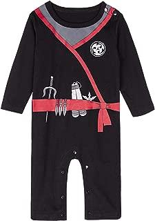 COSLAND Baby Boys' Halloween Costume Ninja Romper