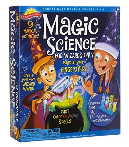 Scientific Explorer Magische wetenschap alleen voor tovenaars