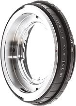 FOTGA Lens Mount Adapter for Retina Schneider DKL-Mount Lens to Canon EOS EF EF-S Mount 1D X,1D C,5D,5Ds R,6D,7D Mark II/III/IV,60D,70D,77D,80D,700D,750D,760D,800D,1000D,1200D,1300D,4000D DSLR Camera