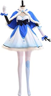 MUMUWU Mei Cosplay Costume Special Style Full Set Adult Costume Women Costume Girl Costume (Color : Female, Size : XXL)