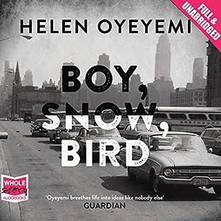 Boy, Snow, Bird cover art