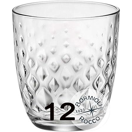 BORMIOLI Rocco Set 12 Bicchieri Aurum Acqua Cl37 da 6 Arredo Tavola