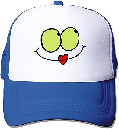 OwperD Unisex Art Eyes Adjustable Baseball Trucker Caps One Size
