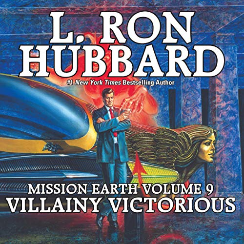 Villainy Victorious cover art