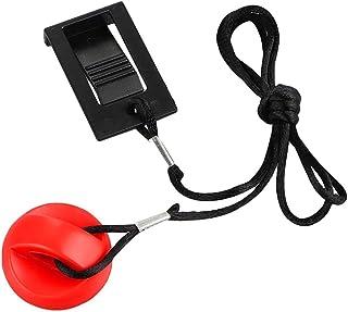 KingFurt Treadmill Universal Magnet Safety Key for Proform, Image, Weslo, Reebok, Epic, Golds Gym, Freemotion and Healthrider Treadmills