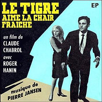Le tigre aime la chair fraîche (Original Movie Soundtrack) - EP