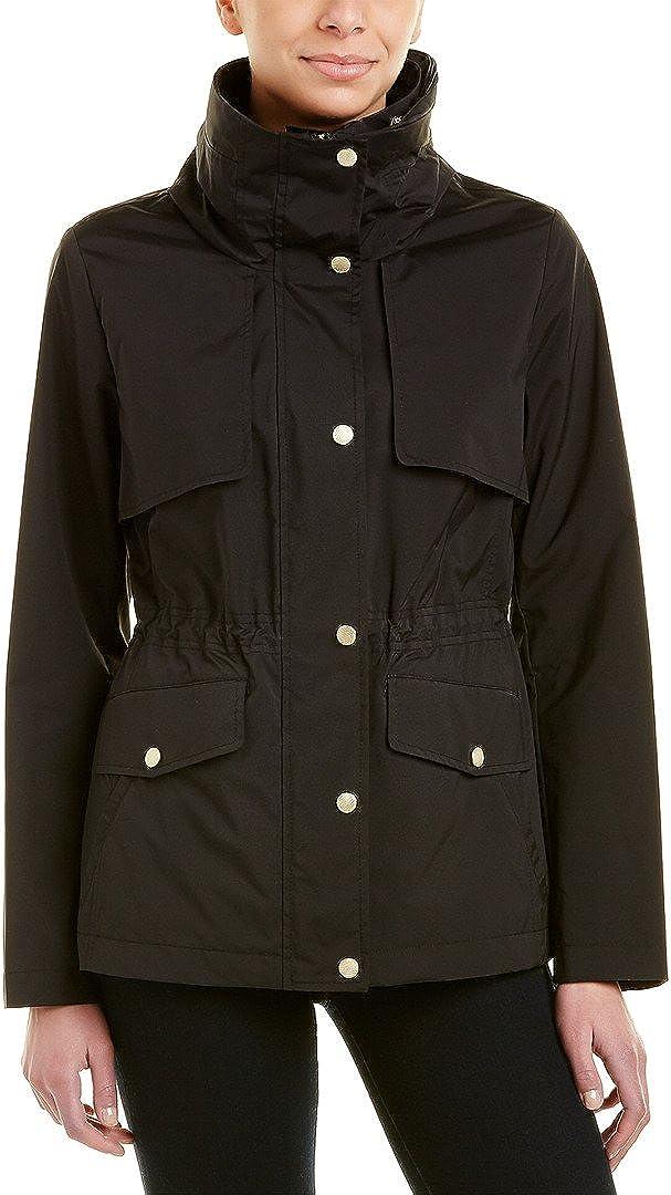 Daily bargain sale Cole Haan Women's Short Packable Jacket Rain Financial sales sale