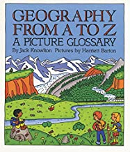 Geography from A to Z: A Picture Glossary (Trophy Picture Books (Paperback)) PDF