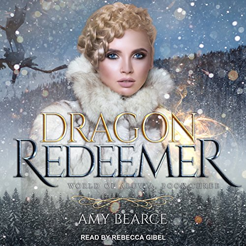 Dragon Redeemer audiobook cover art