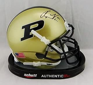 Ryan Kerrigan Autographed Purdue Schutt Mini Helmet- JSA W Authenticated