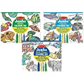 Melissa & Doug Coloring Pad Bundle Animals / Vehicles & Multi-Theme