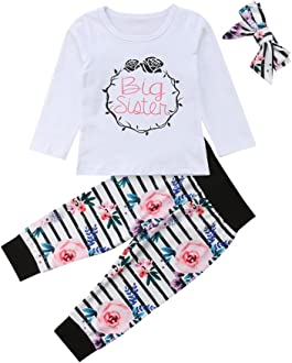 xiaodriceee 2Pcs Toddler Girl Clothes Rainbow Ruffle Sleeve Tops+Colorful Striped Tutu Skirt Outfits Dress