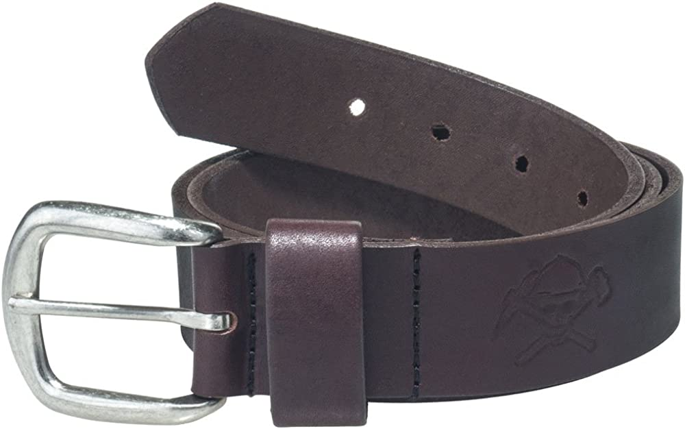 Working Person's 18222 1.5inch Full Grain M Leather Selling and selling Brown New sales - Belt