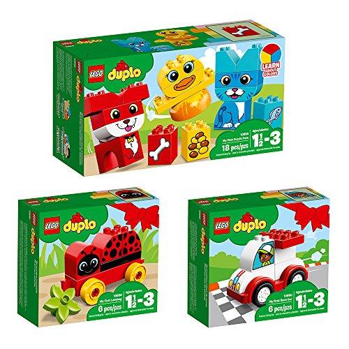 LEGO DUPLO Creative Play Duplo Bundle Building Kit (30 Piece) (Discontinued by Manufacturer)