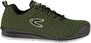 Cofra 78802-001 EXAGON S3 SRC - Scarpe antinfortunistiche, colore: Giallo/Nero, taglia 41