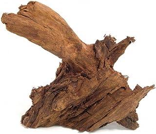 Rosewood Pet Products Ltd Pet 15547 Malaysian Bogwood Tropix Decor Wood for Freshwater Aquariums Accessories, clear