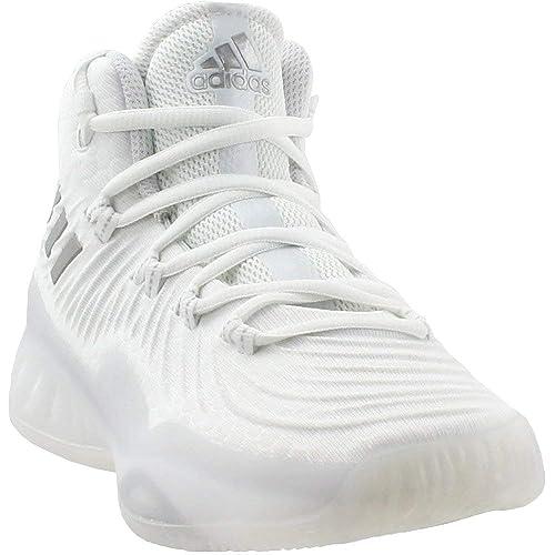 online store 92363 a5cb7 adidas Mens Crazy Explosive 2017 Basketball Shoe