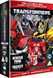 Transformers - Prime: Season Two -Collectors Edition-2 DVDs and Toy [Reino Unido]