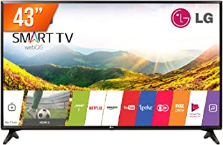 "TV 43"" LED Smart Full HD HDMI USB - 43LJ551C. BWZ, LG"