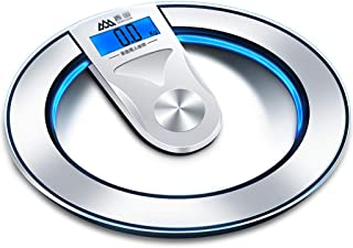 Bathroom Scale, Healthy Weight Loss Scale - Highly Accurate Digital Body Scale, 33cm