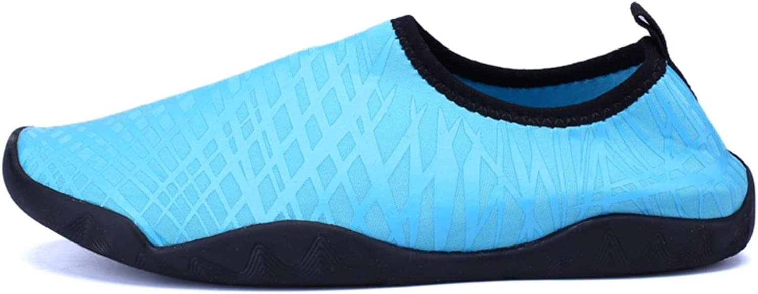 Women and Man Beach shoes Plus Size Outdoor Water shoes Couples Slip-on Aqua shoes Comfortable Wading Sneakers