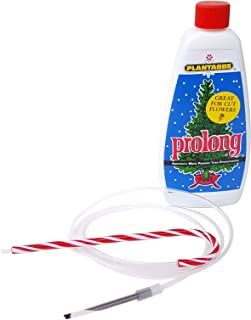 Santas Secret Pro - New 2019 Watering Kit System | ProlongⓇ Christmas Tree Preservative + Candy Cane Automatic Waterer | Made in USA