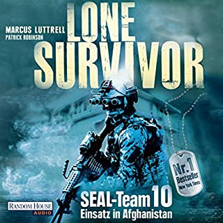 Lone Survivor- SEAL-Team 10 Titelbild