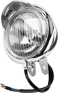 Aramox Motorcycle Fog Light,Motorcycle Universal DC 12V Retro Fog Lights Headlight Lamp