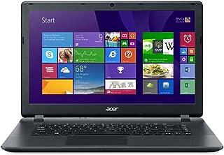 Acer Aspire E15 (ES1-511-C59V) 15-inch Laptop 2.16 GHz Intel Celeron N2830 Dual Core, 4 GB, DDR3L SDRAM, 500 GB HDD, Windows 8.1, Diamond Black