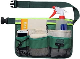 Gardening Tool Apron, Gardening Tool Belt, Adjustable Tool Waist Bag With 7 Pockets, Hanging Pouch for Home, Garden YB12