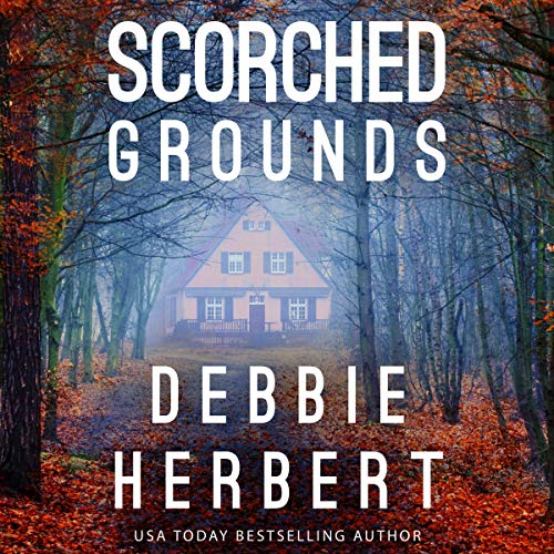 Scorched Grounds audiobook cover art