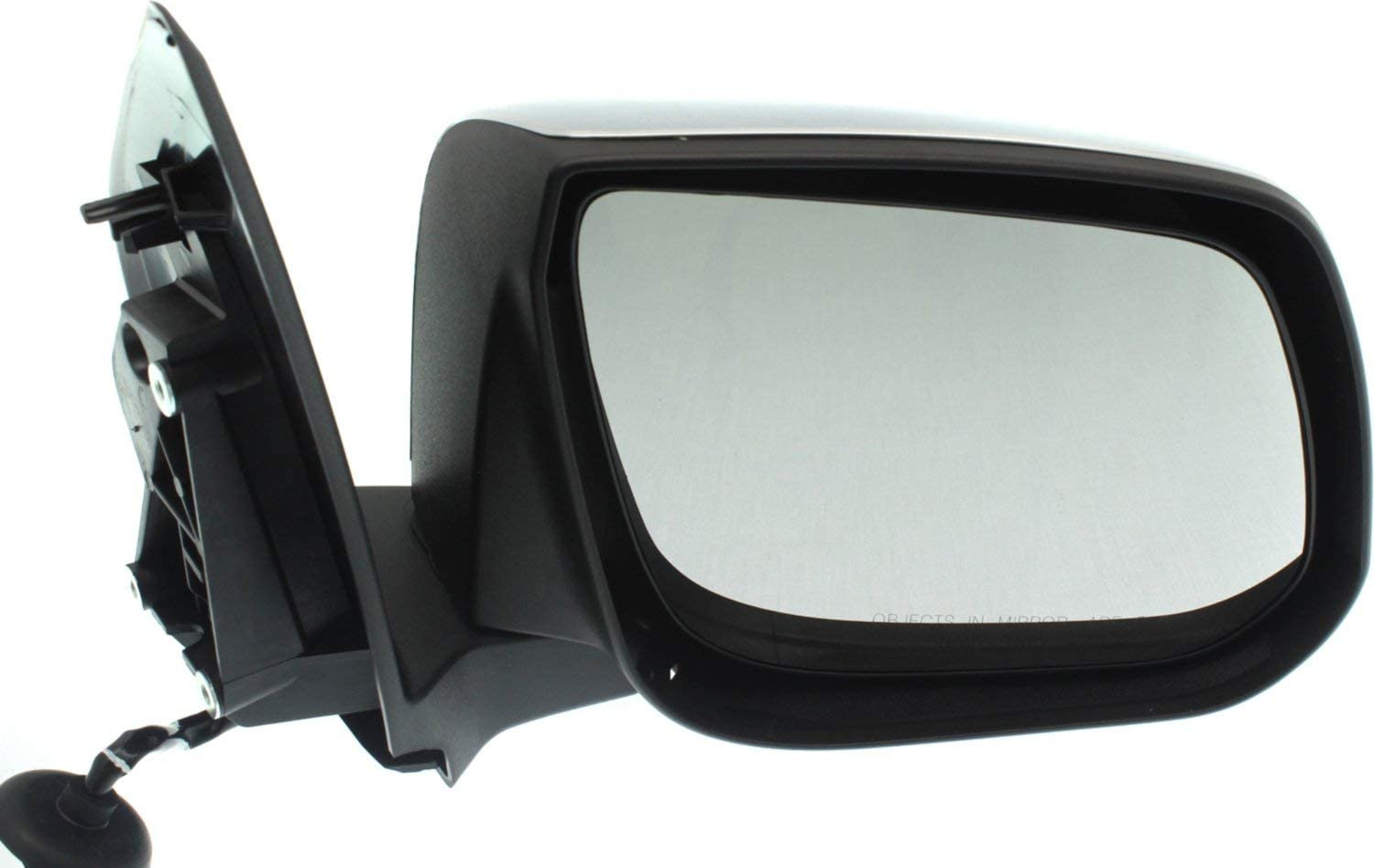 Kool Free shipping anywhere in the nation Vue GM109CR Year-end annual account Mirror for GMC 15-16 Side Canyon Colorado Right