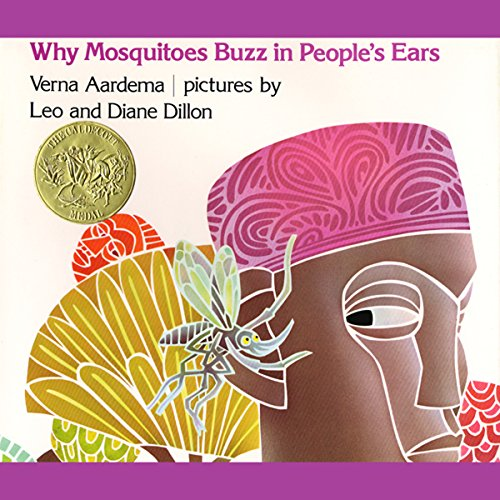 Why Mosquitoes Buzz In People's Ears audiobook cover art